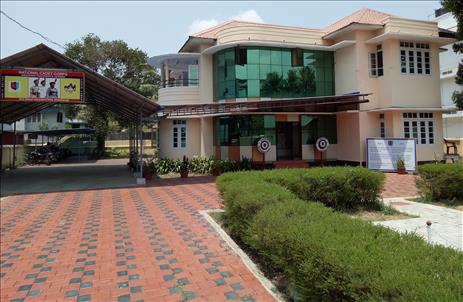 NCC Group HQ Ernakulam